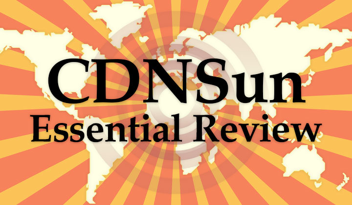 CDNSun Essential Review