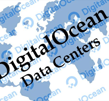 DigitalOcean Data Centers
