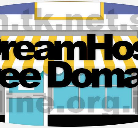 DreamHost Free Domain Name