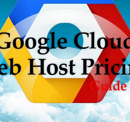 Google Cloud Hosting Price Guide