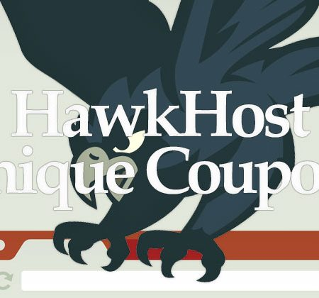 HawkHost Unique Coupons