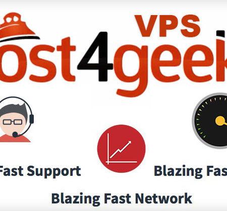 Host4Geeks VPS