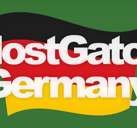 HostGator in Germany