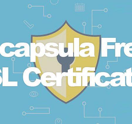 Incapsula Free SSL Certificates