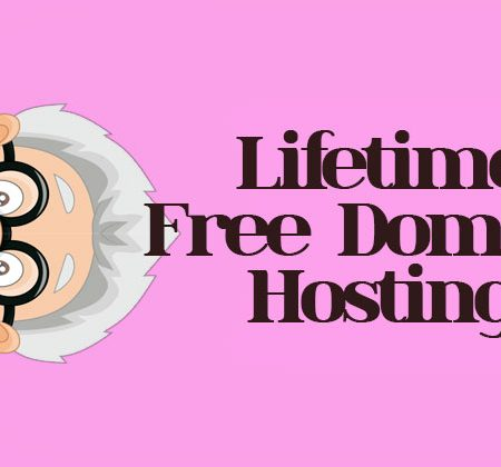Lifetime Free Domain Hosting