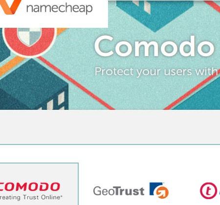 NameCheap Comodo SSL Hosting