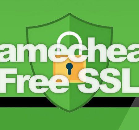 Namecheap Free SSL