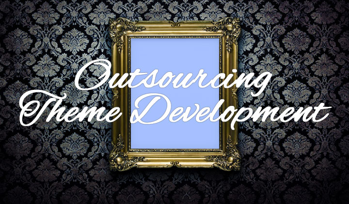 Outsourcing WordPress Theme Development