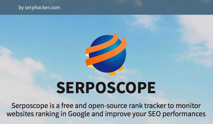 Serposcope by Serphacker