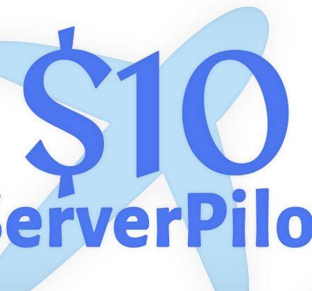 ServerPilot $10 Credit Referral Link