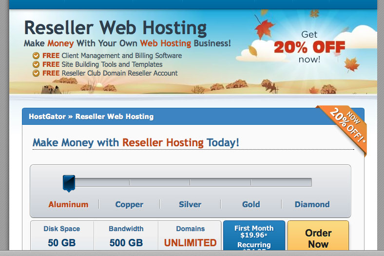 HostGator Reseller Web Hosting Hostnine Alternative