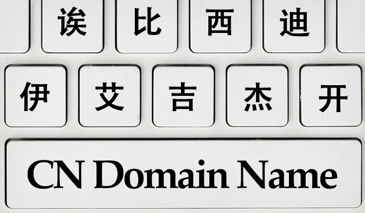 China Domain Name