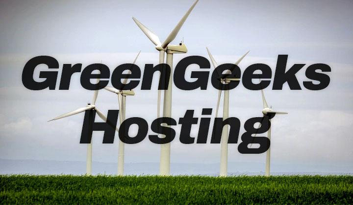 GreenGeeks Hosting