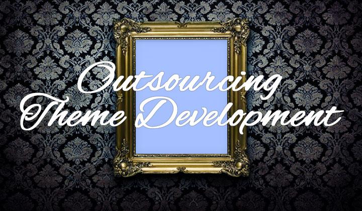 Outsourcing WordPress Theme Development