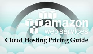 aws hosting price