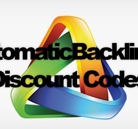 AutomaticBacklinks.com Discount Code