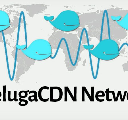BelugaCDN Network Map