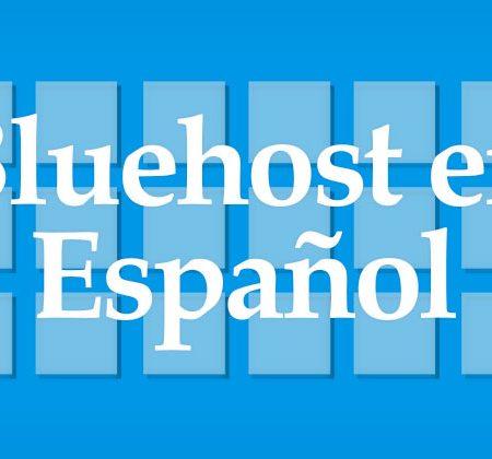 Bluehost en Español