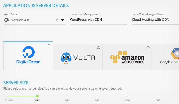 Cloud Hosting Deployment