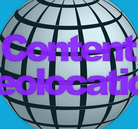 Content Geolocation