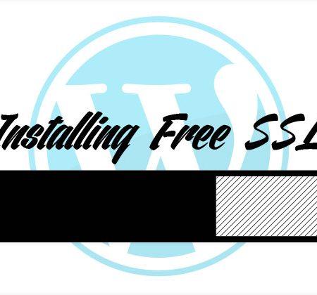 Free WordPress SSL