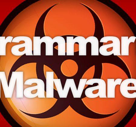 Grammarly Malware