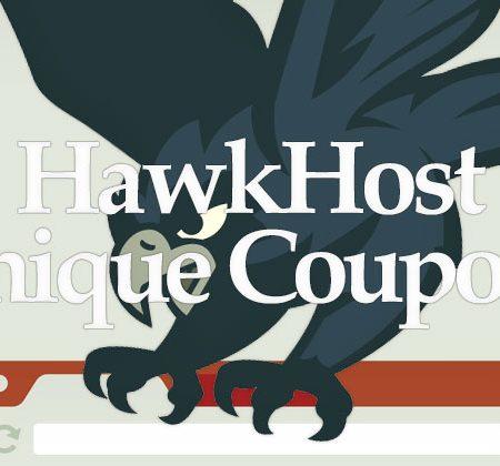 HawkHost Unique Coupons