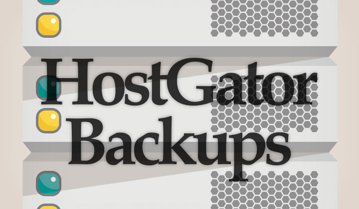 HostGator Backups