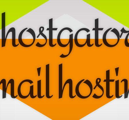 HostGator Email Hosting
