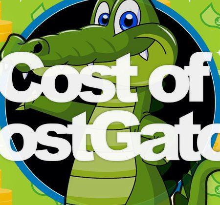 HostGator Expenses
