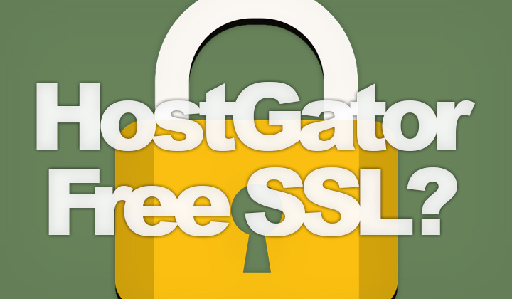 HostGator Free SSL