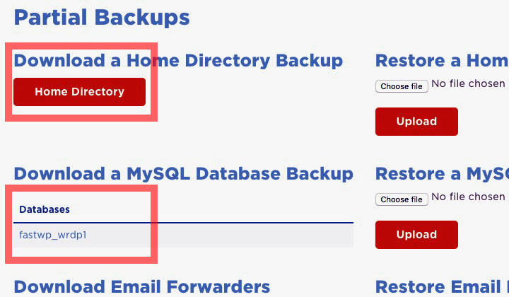 HostGator Home Directory Database