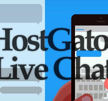 HostGator Live Chat