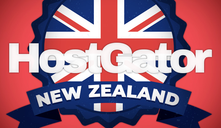 HostGator New Zealand