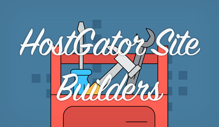 HostGator Site Builders