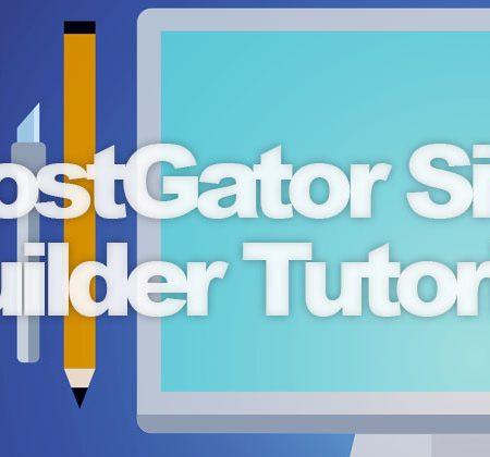 HostGator Website Builder Tutorial