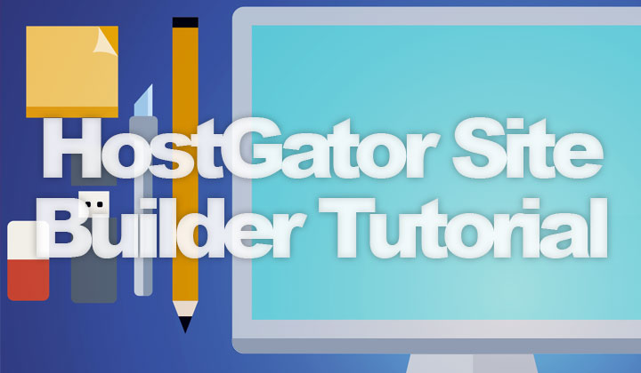 HostGator Website Builder Tutorial