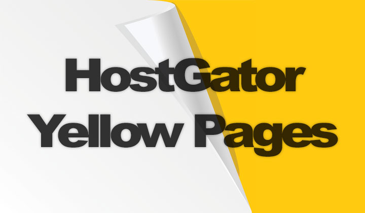 HostGator Yellow Pages