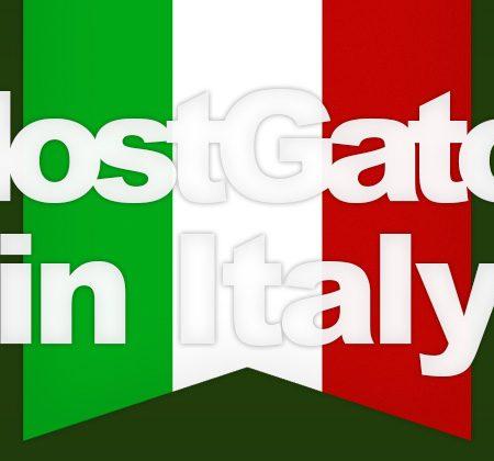 HostGator in Italy