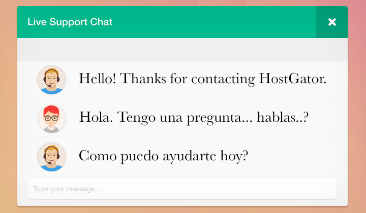 HostGator Support en Español
