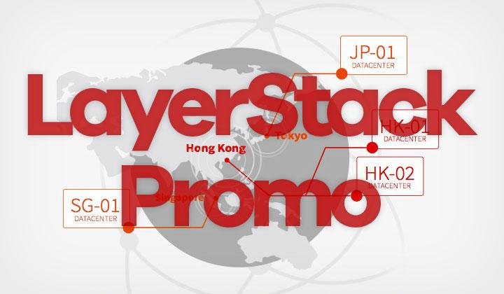 LayerStack Pachosting Promo