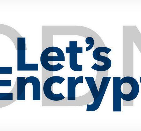 Let's Encrypt CDN
