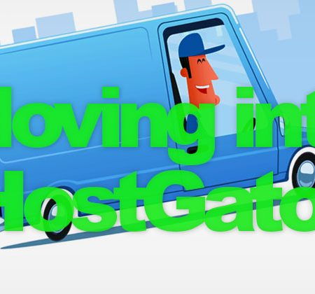 Moving into HostGator