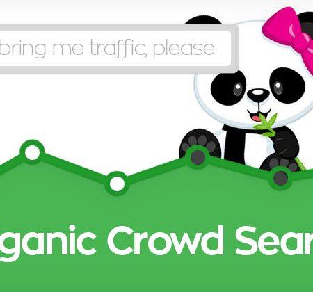 Organic Crowd Search