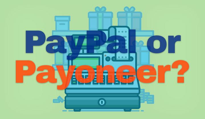 PayPal VS Payoneer