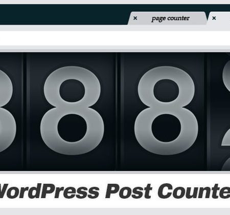 WordPress Post Count