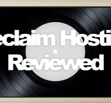 Reclaim Hosting Review