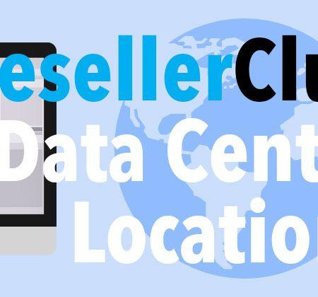 ResellerClub Data Center