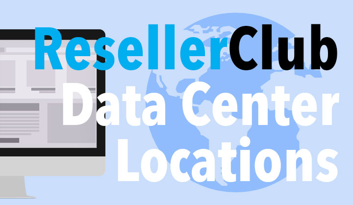 ResellerClub Data Center