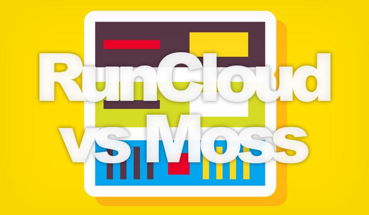 RunCloud VS Moss